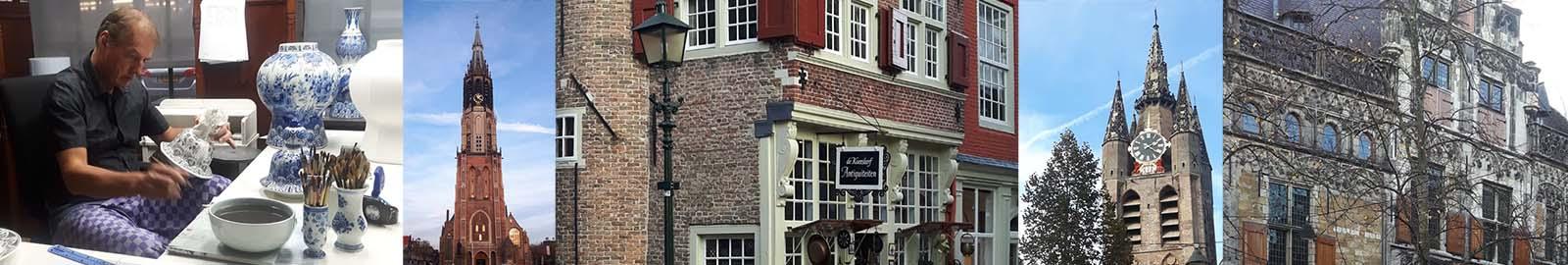 Delft Stadstour