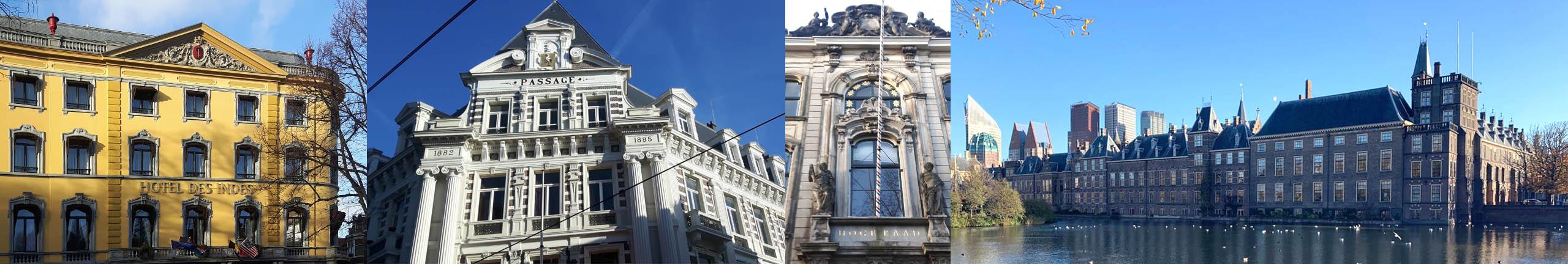 The Hague & Scheveningen City Tour
