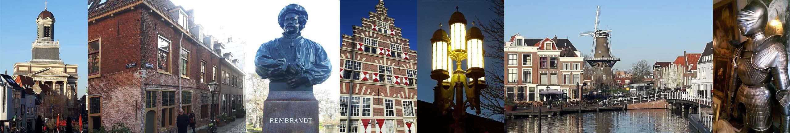 Leiden Stadstour